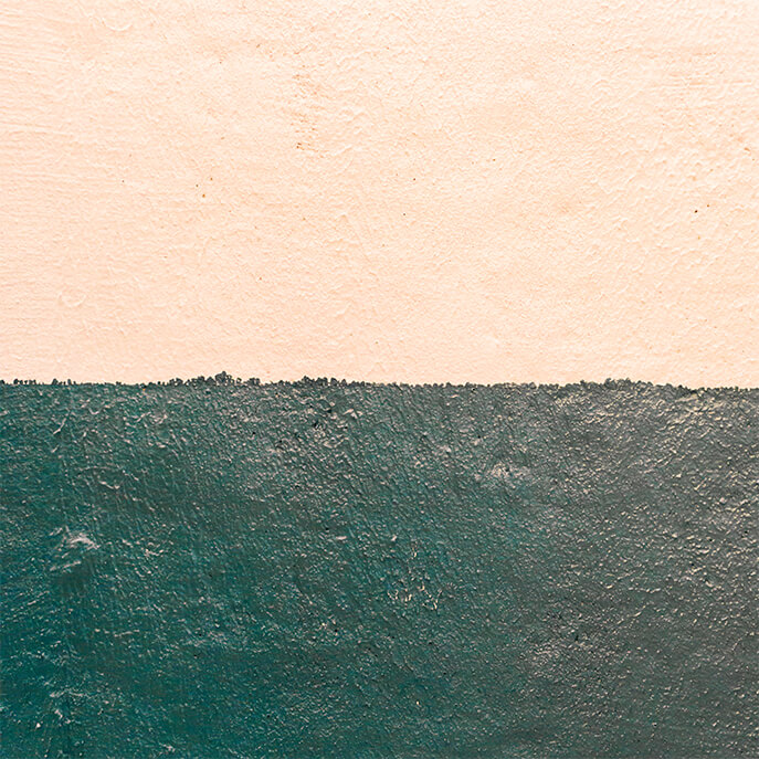 a painted wall
